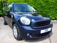 2014 MINI COUNTRYMAN 1.6 COOPER D 5d 112 BHP £8975.00