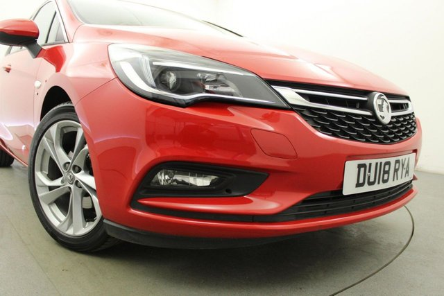 VAUXHALL ASTRA at Georgesons