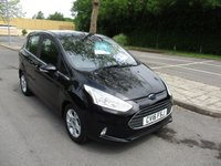 USED 2016 16 FORD B-MAX 1.0 ZETEC 5d 125 BHP WAS £9,995 NOW ONLY £9,495 !!