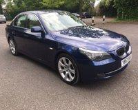 2008 BMW 5 SERIES 3.0 530I SE 4d AUTO 269 BHP £4999.00