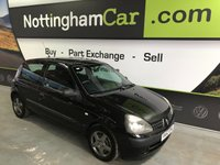 USED 2002 52 RENAULT CLIO 1.5 EXPRESSION DCI 3d 65 BHP