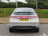 USED 2007 57 HONDA CIVIC 1.3 SE I-DSI 5d 82 BHP