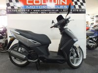 USED 2019 69 KYMCO AGILITY CITY 125cc BRAND NEW & IN STOCK NOW!!!