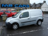 USED 2010 10 RENAULT KANGOO 1.5 ML19 EXTRA DCI 1d 68 BHP MOT TILL MAY 13TH 2020