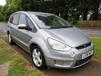 View our FORD S-MAX TITANIUM