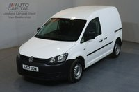 USED 2017 17 VOLKSWAGEN CADDY 1.6 C20 TDI STARTLINE 101 BHP SWB MOT UNTIL 10/04/2020