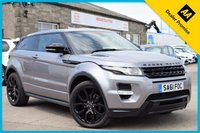 USED 2011 61 LAND ROVER RANGE ROVER EVOQUE 2.2 SD4 DYNAMIC 3d AUTO 190 BHP