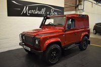 2012 LAND ROVER DEFENDER 90 2.2 TD HARD TOP 1d 122 BHP NO VAT £19500.00