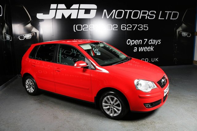2007 VOLKSWAGEN POLO 1.4 S TDI 5d 68 BHP (FINANCE AND WARRANTY)