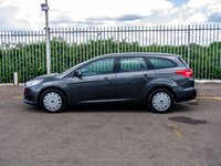 USED 2015 15 FORD FOCUS 1.5 STYLE ECONETIC TDCI 5d 104 BHP
