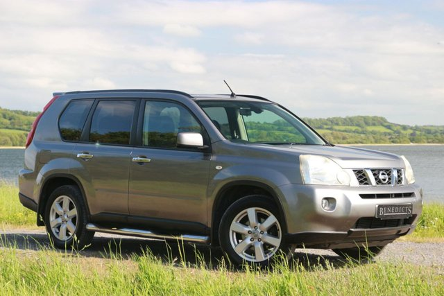 2008 08 NISSAN X-TRAIL 2.0 SPORT EXPEDITION DCI 5d 148 BHP