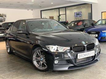 2016 BMW 3 SERIES 2.0 320D M SPORT 4d AUTO 188 BHP £16990.00