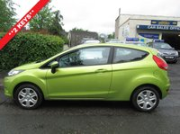 USED 2009 09 FORD FIESTA 1.2 STYLE 3d 59 BHP