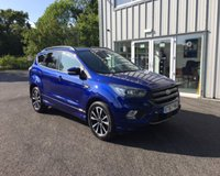 USED 2018 67 FORD KUGA 2.0 TDCI ST-LINE AWD 180 BHP THIS VEHICLE IS AT SITE 1 - TO VIEW CALL US ON 01903 892224