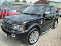 USED 2011 S LAND ROVER RANGE ROVER 2.7 TDV6 HSE 5DR AUTO + FULL SERVICE HISTORY INC CAMBELT