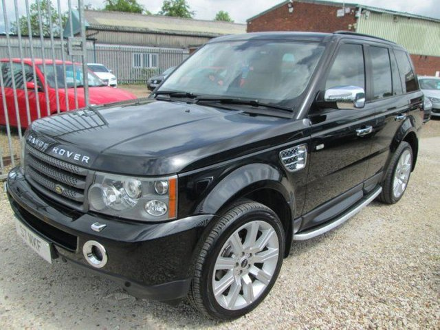 2011 S LAND ROVER RANGE ROVER 2.7 TDV6 HSE 5DR AUTO + FULL SERVICE HISTORY INC CAMBELT