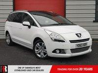 USED 2013 63 PEUGEOT 5008 2.0 HDI ALLURE 5d AUTO 163 BHP Panoramic Open Glass Roof