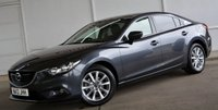 USED 2013 13 MAZDA 6 2.0 SE-L NAV SALOON AUTO 146 BHP Finance? No deposit required and decision in minutes.