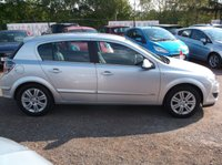 USED 2009 59 VAUXHALL ASTRA 1.6 DESIGN 5d 114 BHP A Beautifully Maintained Astra With Alloy Wheels!