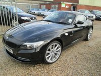USED 2011 61 BMW Z4 2.5 23I SDRIVE HIGHLINE EDITION 2DR####£99 DEPOSIT £78 PER WEEK#######