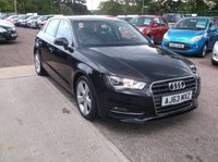 USED 2014 63 AUDI A3 1.6 TDI SPORT 5d AUTO 104 BHP A Great Quality A3 With Only 1 Prev Owner, A Long MOT and High Spec!