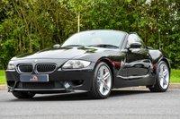 USED 2006 06 BMW Z4 3.2 Z4 M ROADSTER 2d 338 BHP
