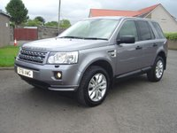 2011 LAND ROVER FREELANDER 2.2 TD4 XS 5d 150 BHP £SOLD