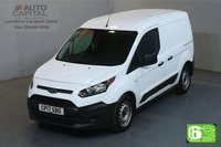 USED 2017 17 FORD TRANSIT CONNECT 1.5 220 L1H1 SWB 100 BHP EURO 6 MANUFACTURER WARRANTY UNTIL 29/06/2020