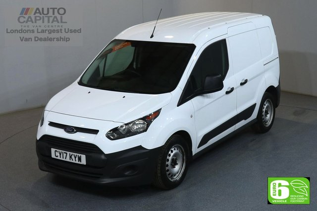 2017 17 FORD TRANSIT CONNECT 1.5 220 L1 SWB 100 BHP EURO 6
