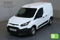 USED 2017 17 FORD TRANSIT CONNECT 1.5 220 L1 SWB 100 BHP EURO 6 MANUFACTURER WARRANTY UNTIL 01/08/2020