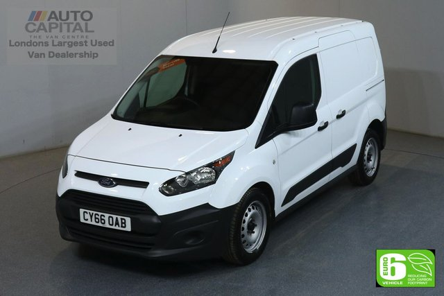 2017 66 FORD TRANSIT CONNECT 1.5 220 L1 SWB 100 BHP EURO 6