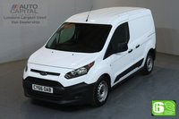 USED 2017 66 FORD TRANSIT CONNECT 1.5 220 L1 SWB 100 BHP EURO 6 MOT UNTIL 2/02/2020