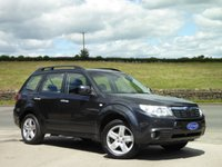 USED 2010 60 SUBARU FORESTER 2.0 XS 5d AUTO 150 BHP GREAT SPEC, VERY CLEAN EXAMPLE