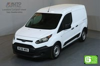 USED 2017 66 FORD TRANSIT CONNECT 1.5 220 L1 SWB 100 BHP EURO 6 MANUFACTURER WARRANTY UNTIL 30/01/2020