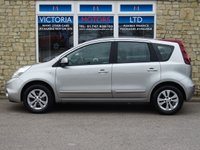 USED 2009 09 NISSAN NOTE 1.6 ACENTA Petrol 5 Dr