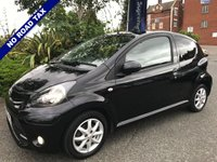 USED 2014 14 TOYOTA AYGO 1.0 VVT-I MODE 3d 68 BHP Low Insurance