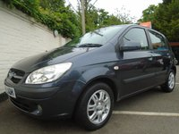 USED 2006 56 HYUNDAI GETZ 1.4 CDX 5d AUTOMATIC 96 BHP GUARANTEED TO BEAT ANY 'WE BUY ANY CAR' VALUATION ON YOUR PART EXCHANGE