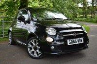 2015 FIAT 500 1.2 S 3d 69 BHP £5995.00