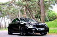 2016 BMW M2 3.0 M2 2d AUTO 365 BHP £32950.00