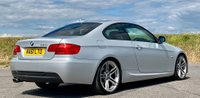 USED 2011 61 BMW 3 SERIES 3.0 325i M Sport 2dr LOW MILES! AUTO! PRIVACY!