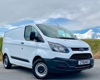 2018 FORD TRANSIT CUSTOM 2.0 TDCI 290 L2H3 Panel Van  £14990.00