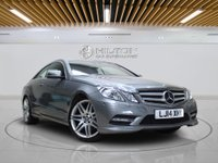 USED 2014 14 MERCEDES-BENZ E CLASS 2.1 E250 CDI BLUEEFFICIENCY S/S SPORT 2d AUTO 204 BHP SATNAV | LEATHERS | 1 OWNER | FULLY SERVICED