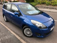2010 RENAULT GRAND SCENIC 1.5 EXPRESSION DCI 5d 105 BHP £3495.00