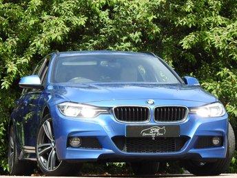 2016 BMW 3 SERIES 2.0 320D XDRIVE M SPORT TOURING 5d AUTO 190 BHP £13490.00