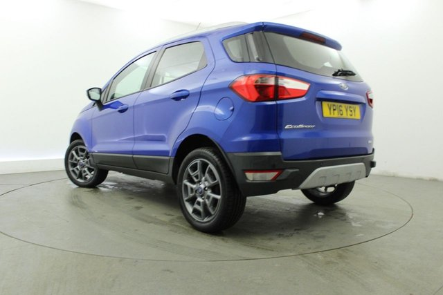 FORD ECOSPORT at Georgesons