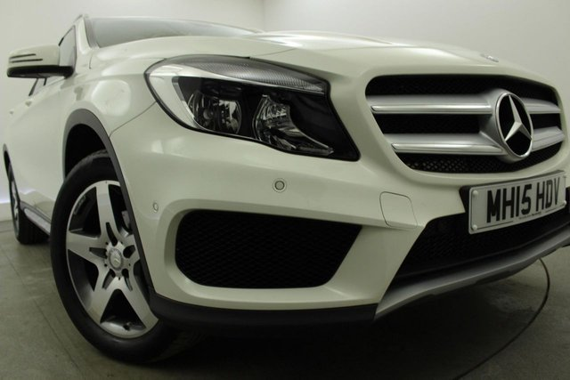MERCEDES-BENZ GLA-CLASS at Georgesons