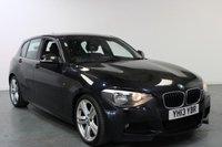 USED 2013 13 BMW 1 SERIES 2.0 116D M SPORT 5d 114 BHP