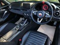 USED 2017 17 ABARTH 124 1.4 SPIDER MULTIAIR 2d 168 BHP GREAT SPEC MANUAL CAR