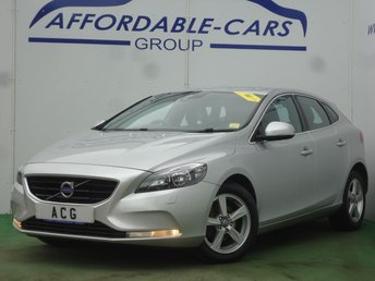 2013 VOLVO V40 1.6 D2 SE 5d 113 BHP £6450.00