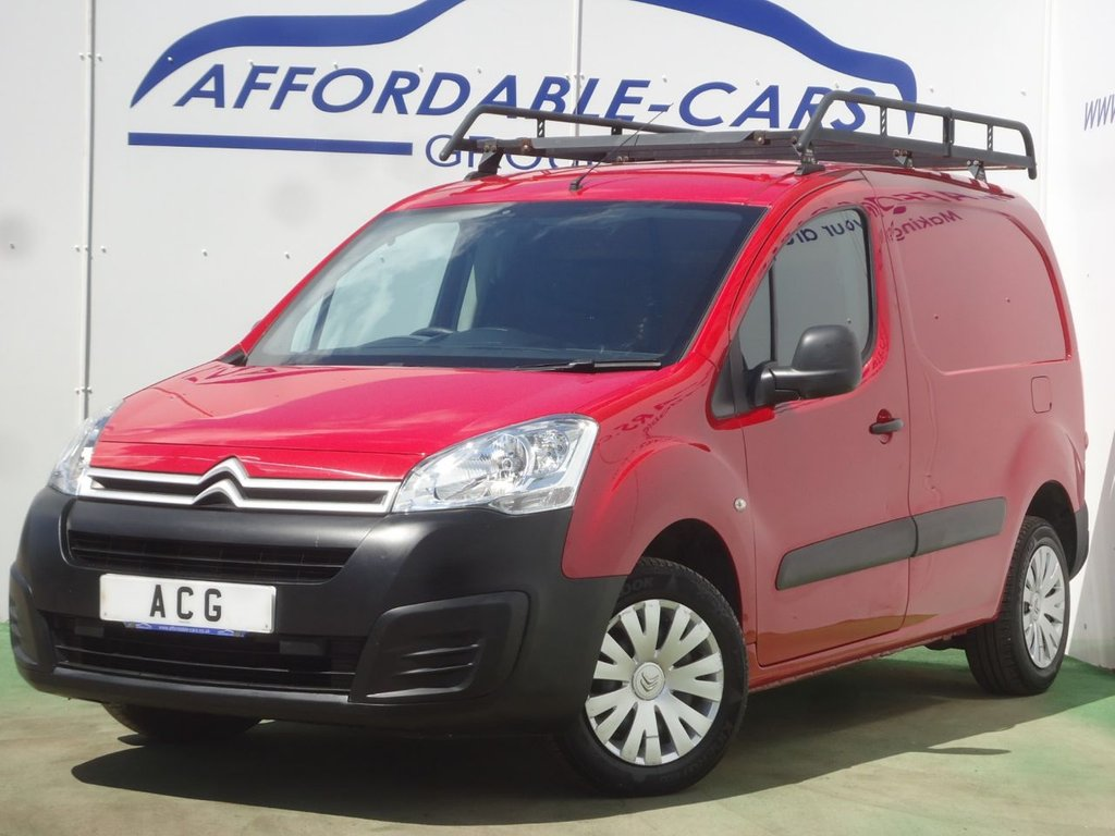 USED 2015 65 CITROEN BERLINGO 1.6 850 X L1 HDI 1d 89 BHP